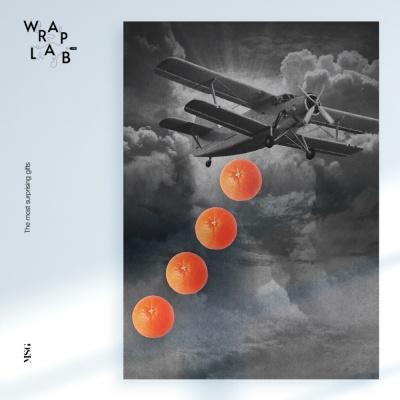 포스터 Orange bomb