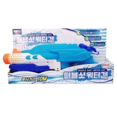 더블샷 워터건 물놀이 물총ㅡ12개입 박스배송
