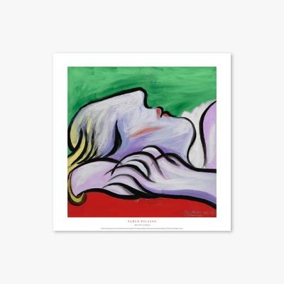 현대작가 포스터 액자 096 Pablo Picasso Le pos