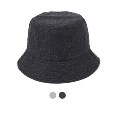 [디꾸보]펠트 미니 버킷햇 벙거지 모자 ET755