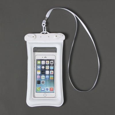 세이프 스마트폰 튜브 방수팩 화이트 휴대폰방수팩
