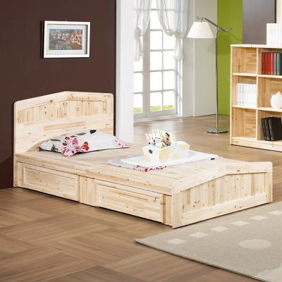 [노하우] 예디 삼나무원목 서랍형 침대 (슈퍼싱글)