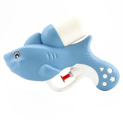 미니 동물 물총 KC인증 (M09. 블루 / 상어)