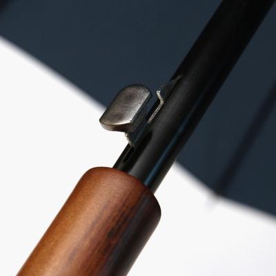 파라체이스 우드그립 가죽포인트 16K 장우산 7165
