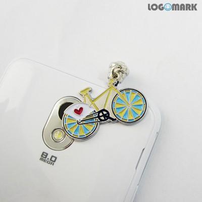 하트자전거 이어캡