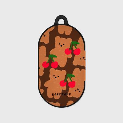 DOT CHERRY BIG BEAR-BROWN(버즈플러스-하드)