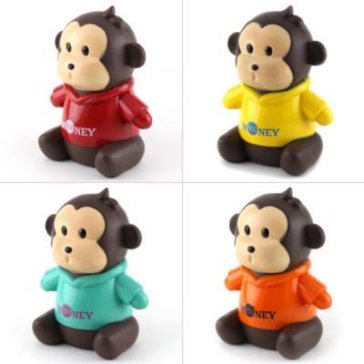 포포팬시 원숭이 저금통