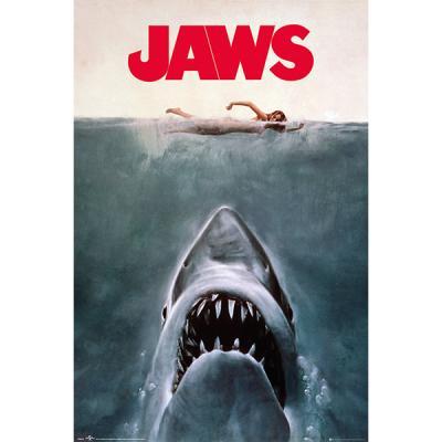 FP4815 죠스(Jaws) 키 아트 포스터