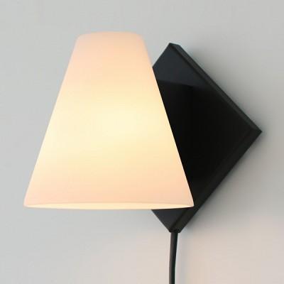 [바이빔] 모리 벽걸이 스탠드[LED]-블랙