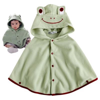 개구리 후드 유아 망토(S) 202971