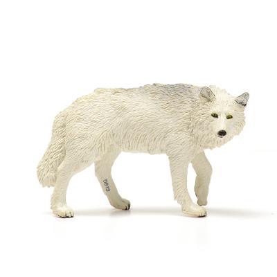 220029 북극늑대 동물피규어