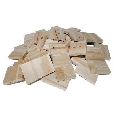 우드나인 원목 인테리어 소품 제작 삼나무 조각 2Kg