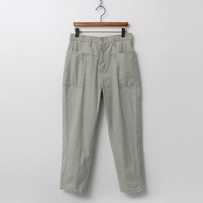 Summer Bio Cotton Baggy Pants