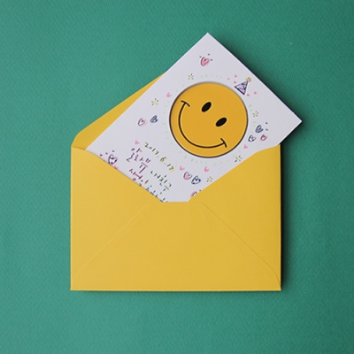 030-SG-0038 / BIG 스마일 카드
