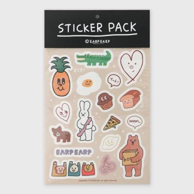 [어프어프] 스티커 Sticker pack-01