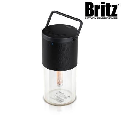 브리츠 캠핑용 할로겐 블루투스 스피커 BZ-CM880 (무드등 / 파워뱅크기능 / IPX4생활방수)