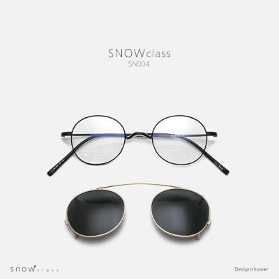 김종필안경 - 스노우클래스 SN004  코받침없는 안경