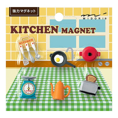MINI MAGNET (6pcs) - 키친
