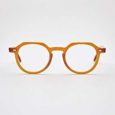 [긱타] RAINO 안경 오렌지