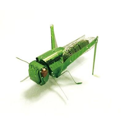 [이노메탈퍼즐] 메뚜기 금속조립키트 (MIK000348)메탈웍스