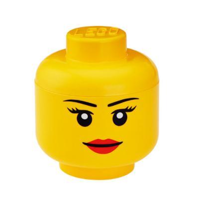 [레고 스토리지] 레고 Girl 헤드정리함 (소)