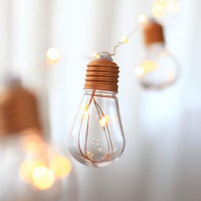 LED 에디슨 클래식 전구 (건전지용)
