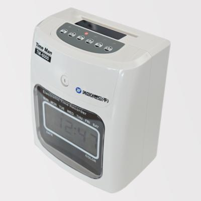 [카피어랜드] 출퇴근기록기 TM-6000