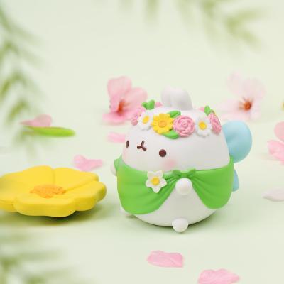 몰랑 동화시리즈 피규어세트(꽃요정몰랑)