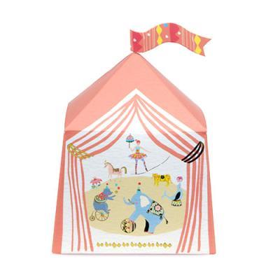 신기방기 서커스 피치 텐트 (2set)