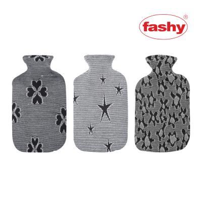 [Fashy]독일생산 파쉬 보온 물주머니/핫팩_자가드커버