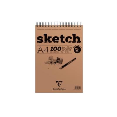 [클레르퐁텐] 화이트 스케치북 (M)