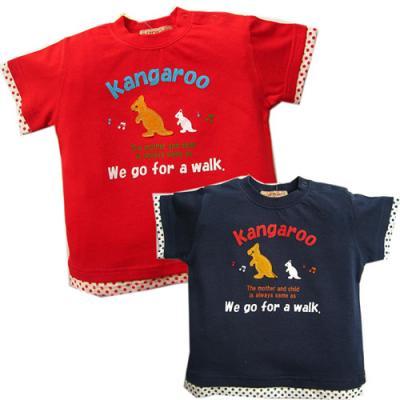 캥거루 티셔츠 2종 (6개월-4세) 201183-A90