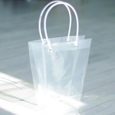 투명 아크릴 쇼핑백 (화분)