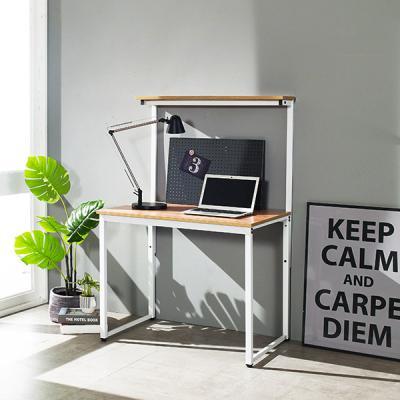 [채우리] 카렌 900 선반형 철제 책상