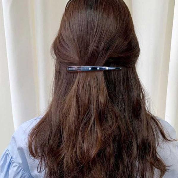 우먼 데일리 Cubic tong hairpin 낱개1개 CH1428385