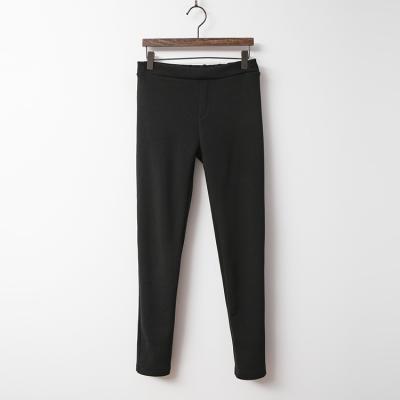 Minky Leggings Pants - 융기모