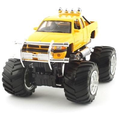 1/24 1500 SPORT(WE122911YE)닷지 램 픽업 모형자동차
