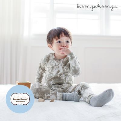 [긴팔실내복]스노우카키실내복 유아실내복 아동실내복