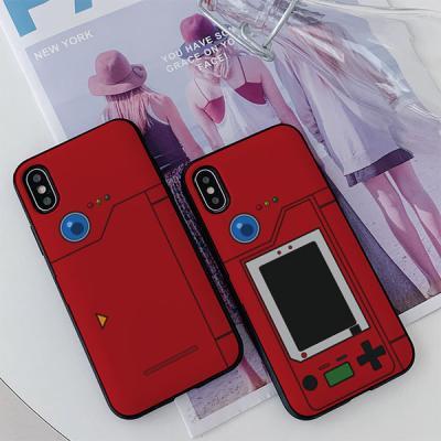 아이폰8 포켓도감 카드케이스