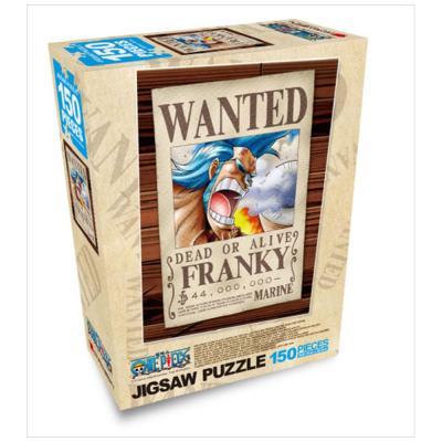 원피스 직소퍼즐 150pcs: Wanted 프랑키