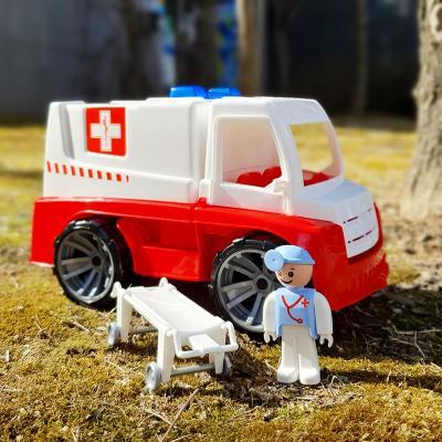 레나 트럭스 구급차
