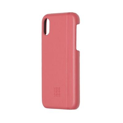 몰스킨 T 아이폰X 하드 케이스/데이지 핑크