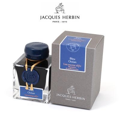 [제이허빈]J-Herbin 1670병잉크/블루 오션