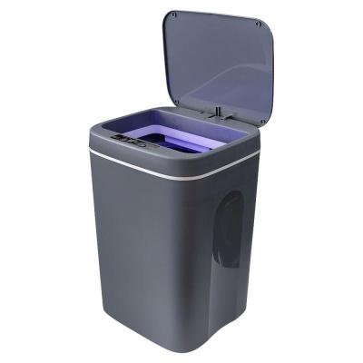 [에코너] 자동센서 쓰레기통 W1 16L