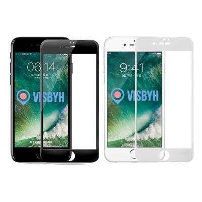 [비스비]아이폰8/아이폰8+플러스 풀커버 강화유리필름