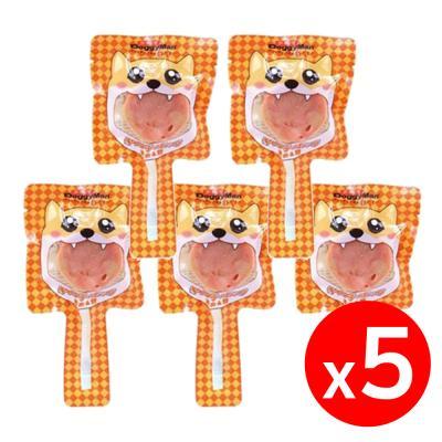 도기맨 캔디 닭고기 대구 X 5개 강아지간식