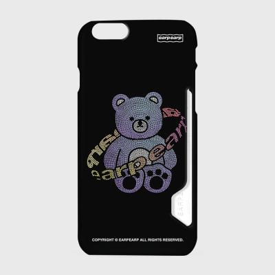 Twinkle gem bear-black(카드수납케이스)