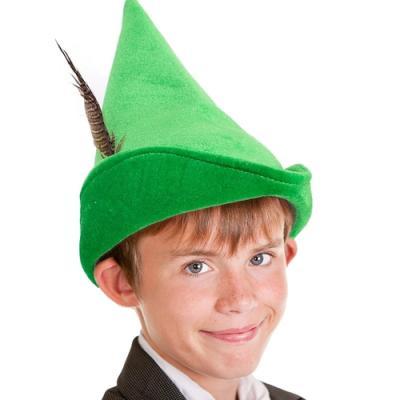 피터팬 모자