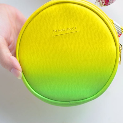 [TRANSIENCE] ROUND POUCH(파우치)