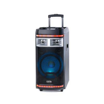 고음질 UHF 이동식 앰프 스피커 / 블루투스 LCCR400PB